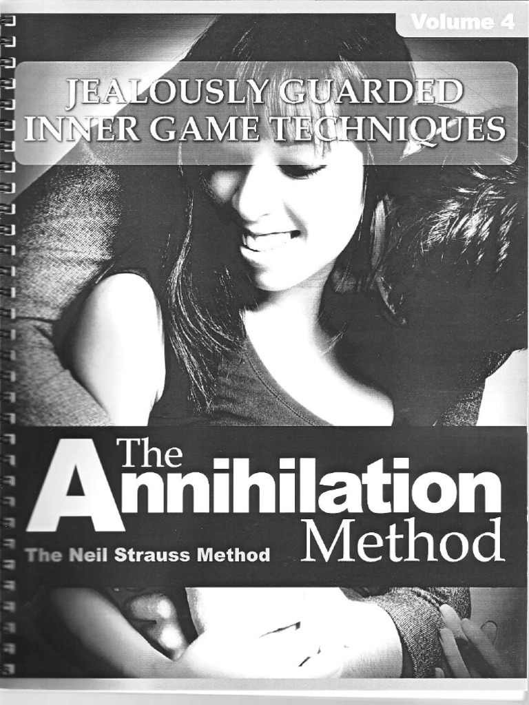Download The Annihilation Method Jealously Guarded Inner Game Techniques