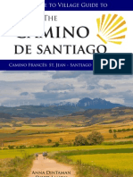 Hiking the Camino de Santiago - Sample Chapter, by Anna Dintaman and David Landis