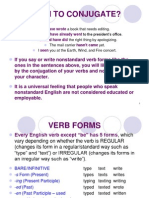 Verb Forms and Tenses.ppt