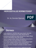 HIDROSEFALUS NORMOTENSIF