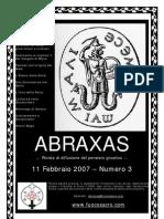 (eBook - Gnosticismo - ITA) - Www.fuocosacro.com - Rivista ABRAXAS - Numero 2