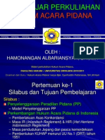 Bahan Ajar Hukum Acara Pidana(2)