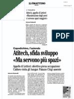 Gianni Lettieri - La Sfida di Atitech