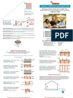 Radiant Heat Design and Construction