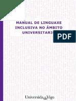 Manual de linguaxe inclusiva no ámbito universitario