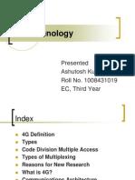4g technology.pptx