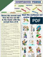 Present Continuous Tense Worksheet 2