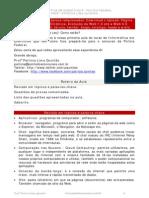 Aula 06 - Informtica - Aula 01 - (Resolvido)