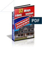 32 Ways to Stop Foreclosure - Online Text -Final