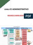 Direito Administrativo-mapas Mentais