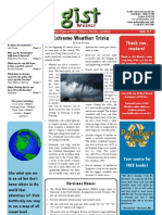 Gist Weekly Issue 17 - Extreme Weather Trivia