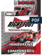 2009 Right Foot Performance Products Catalog