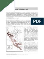 Sismos en Peru