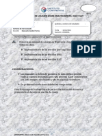 Tarea de Manual de Usuario Sobre Enrutamiento, DNS y Nat