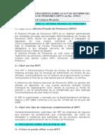 100 Preguntas Frecuentes Sobre La Reforma Del Spp