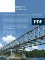 Article on 'Indian Contribution to Sri Lankan Infrastructure' by Chaitanya Raj Goyal