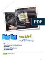 Drive Test From a t Z (Part-3)-ACTIX