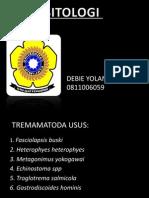 Trematoda Paru Dan Usus_debie Yolanda
