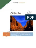 Ghana Tech Report