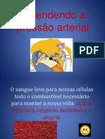 Entendendo a pressão arterial slide (EXPO FÌSICA)