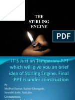 Sterling Engine