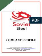 SOVIET STEEL COMPANY PROFILE.pdf