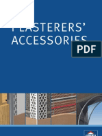 Plasterers Accessories