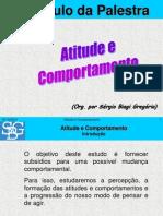Atitude e Comportamento