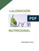 Trabajo de Valoracion Nutricional