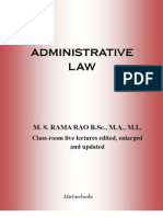 Administrative Law Ff