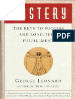 Mastery - The Keys To Success And Long-Term Fulfillment - George Leonard.pdf