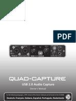 Quad Capture Ua 55 Om
