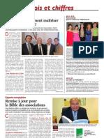 Article La Tribune 5 Avril 2013 _ compte-rendu de la 9ème matinée d'information-débat organisée par AvEC le 22 mars 2013