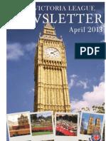 Newsletter & Diary April 2013