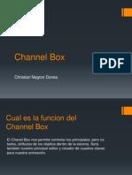 MAYA 7 Channel Box