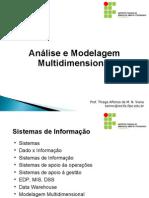 Aulas de 1 - 9 - Analise e Modelagem Multidimensional