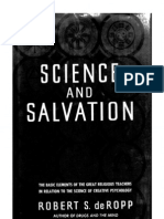 Ouspensky - Science and Salvation