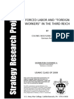 011344-Forced Labor and Foreign Workers in the Third Reich (Written by COLONEL WOLFGANG G.A. RICHTER)