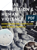 Animal Oppression and Human Violence, by David A. Nibert