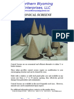 14-Conical & Basket Screen Brochure