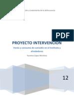 Proyecto Intervencion y Tratamiento- Yasmina