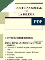 Doctrina Social de la Iglesia_Presentación