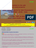 Land for Sale - Rural Property - TRAPANI - Italy