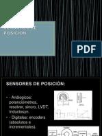 SENSORES DE POSICIÓN