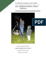 Astronomia Ninos