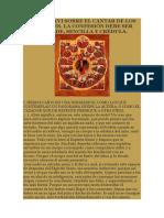 SERMÓN XVI DEL CANTAR DE LOS CANTARES