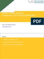 IntroductionofIPin3GWCDMA