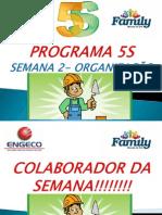 2 - Apresentação 5S - Organização