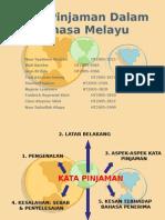 Kata Pinjaman Dalam Bahasa Melayu