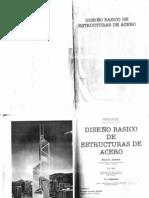 Libro - Diseño Básico de Estructuras de Acero - Johnston, Galambos, Lee
